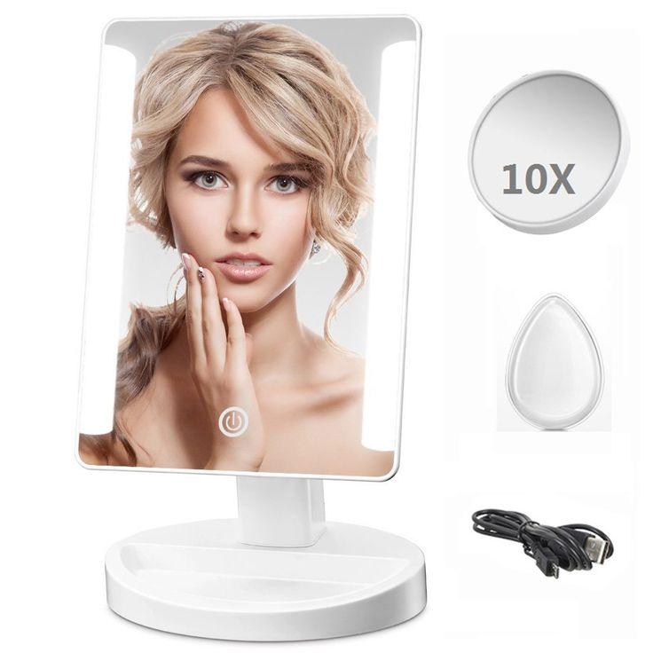 Best 25 Lighted Makeup Mirror Ideas On Pinterest Mirror
