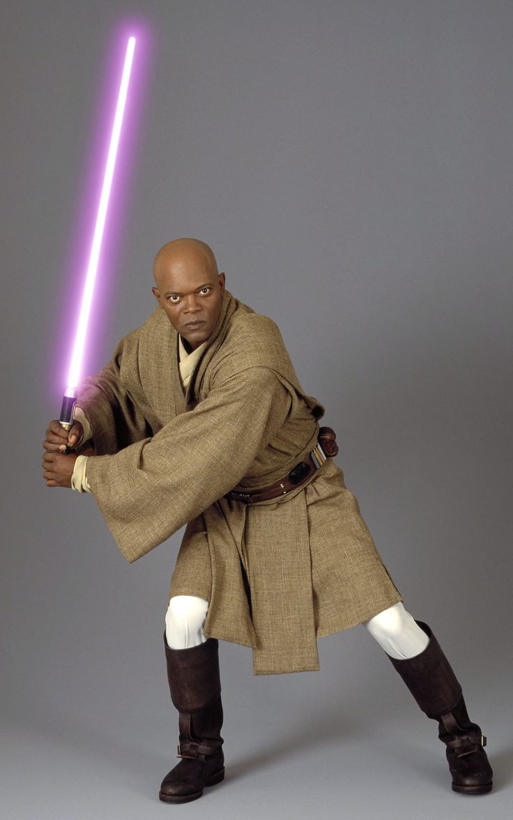 Mace Windu - A master who sits on the Jedi Council and one of the central protagonists of the Prequel Trilogy, as well as the main character in Shatterpoint. Windu is regarded as one of the best swordmen in Jedi history. He served as Master of the Order in the years leading up to the Clone Wars and was a renowned Jedi General. He is thrown out of a window, apparently to his death, and three other Jedi are killed by Darth Sidious during their failed attempt to arrest him in Revenge of the…