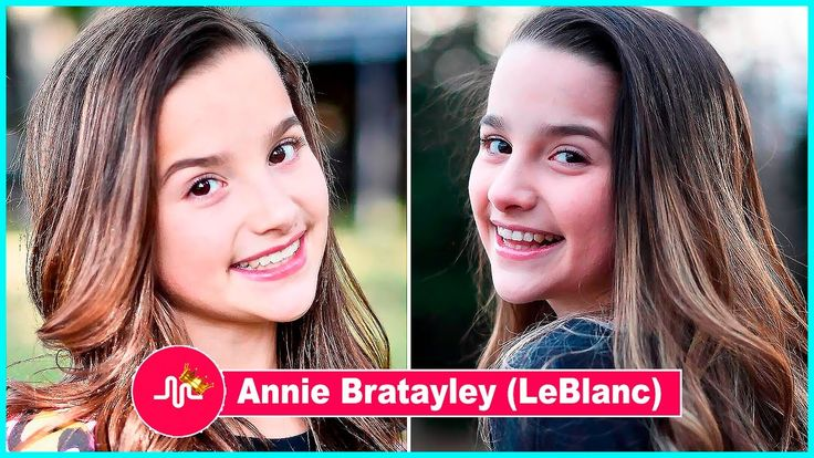 ♦ New Annie Bratayley (LeBlanc) Musical.ly Compilation 2017 - New Musica...