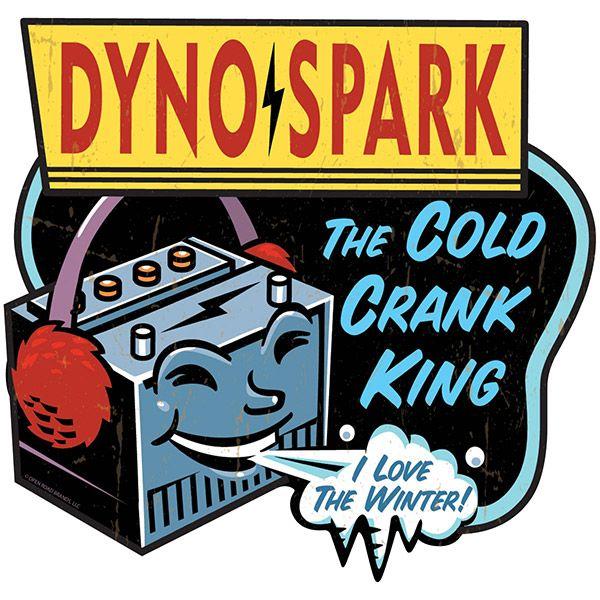 Dyno Spark Car Battery Wall Decal http://www.retroplanet.com/PROD/48268