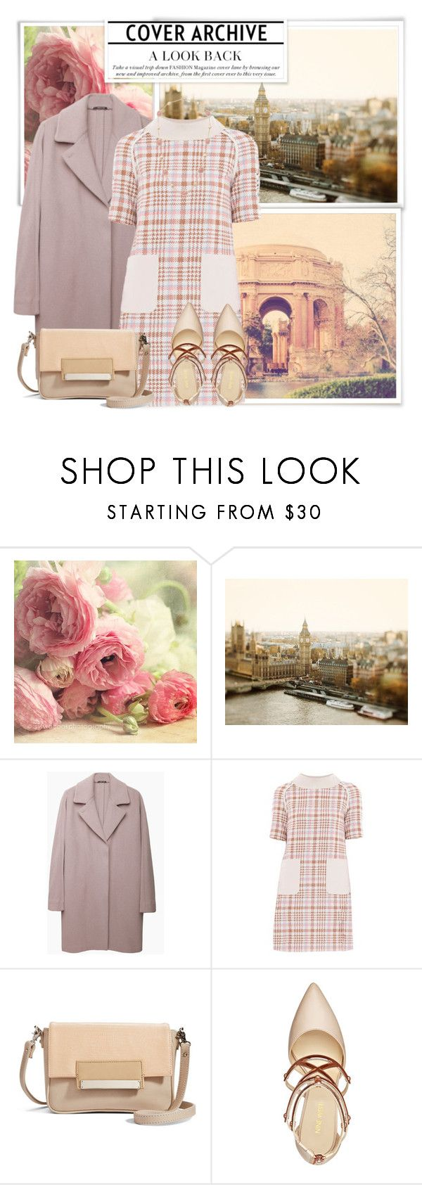 """""""Untitled #454"""" by daydreaming1821 ❤ liked on Polyvore featuring WALL, Maison Margiela, Victor Xenia, Lizzie Fortunato, Nine West and Marco Bicego"""