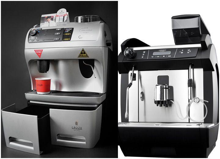 가찌아 코리아, '2017 서울 커피 엑스포'에서 업소용 머신으로 B2B 시장 공략