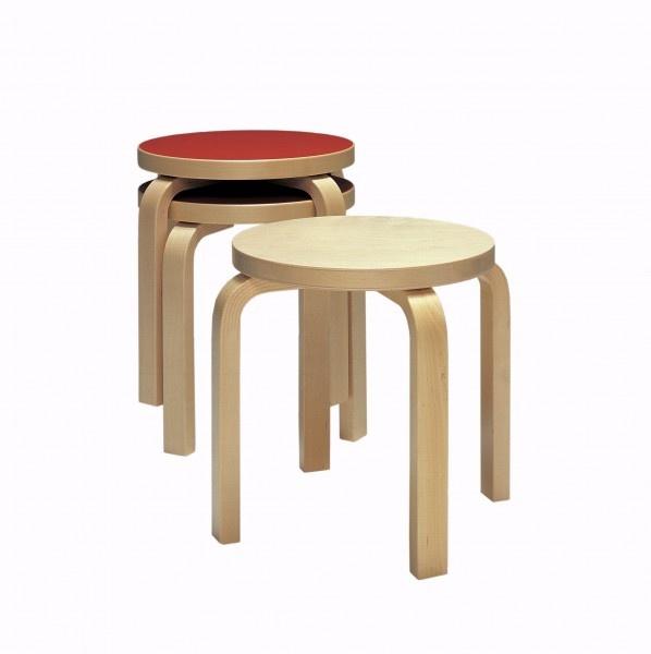Alvar Aalto: Children's stool NE60