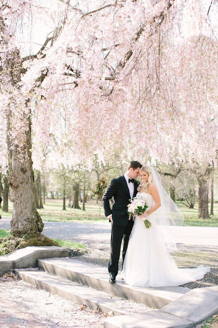 Philadelphia Wedding at Horiculture Center - MODwedding