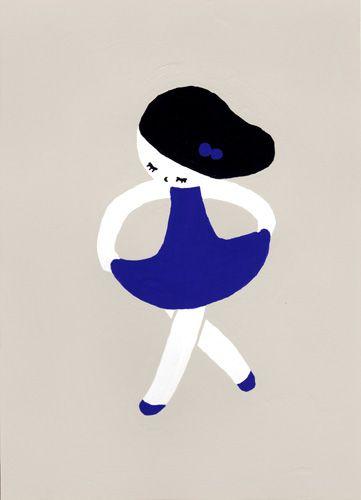 Kanae Sato's Illustrations