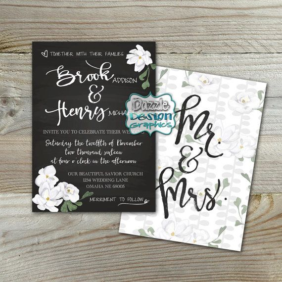 Brienne glass wedding invitations