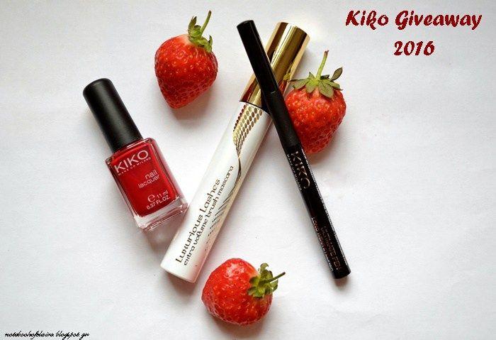 Διαγωνισμός με δώρο προϊόντα ομορφιάς Kiko Milano - https://www.saveandwin.gr/diagonismoi-sw/diagonismos-me-doro-proionta-omorfias-kiko-milano/