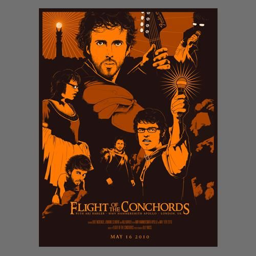 Flight Of The Conchords Lord Of The Rings Lyrics