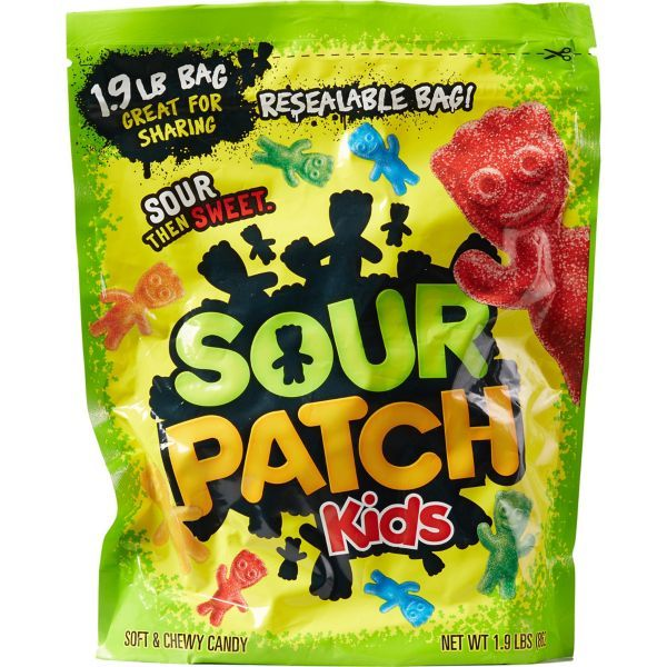 Sour Patch Kids 336pc Sour Patch Kids Sour Patch Sour Candy
