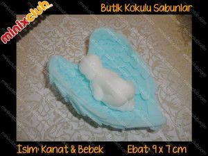 Kanat & Bebek Şekilli Butik Kokulu Sabun   MinixClub