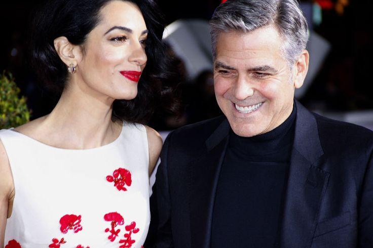 George és Amal Clooney - PROAKTIVdirekt Életmód magazin és hírek - proaktivdirekt.com
