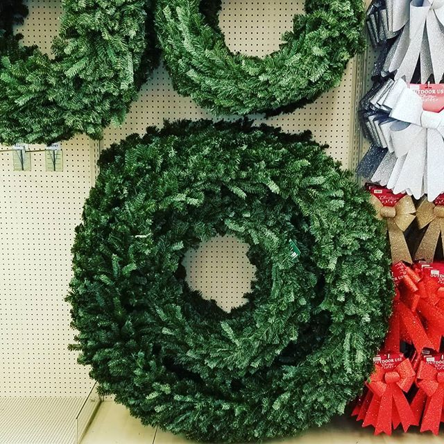 Visiting @hobbylobby today and saw this Christmas in June! It\u0027s