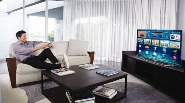Living a healthy life is Smart.  Having a Smart Home let's you relax and leave it all up to your Smart TV!  #Stamford #SmartHome #Sony #Samsung #Greenwich