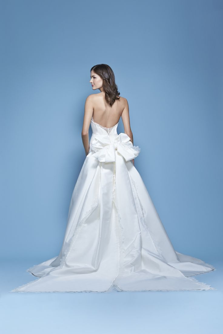 129 best Novias images on Pinterest | Wedding bridesmaid dresses ...