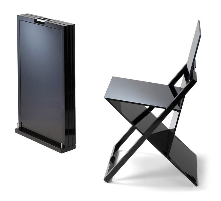 ISIS Folding Chair By Jake Phipps