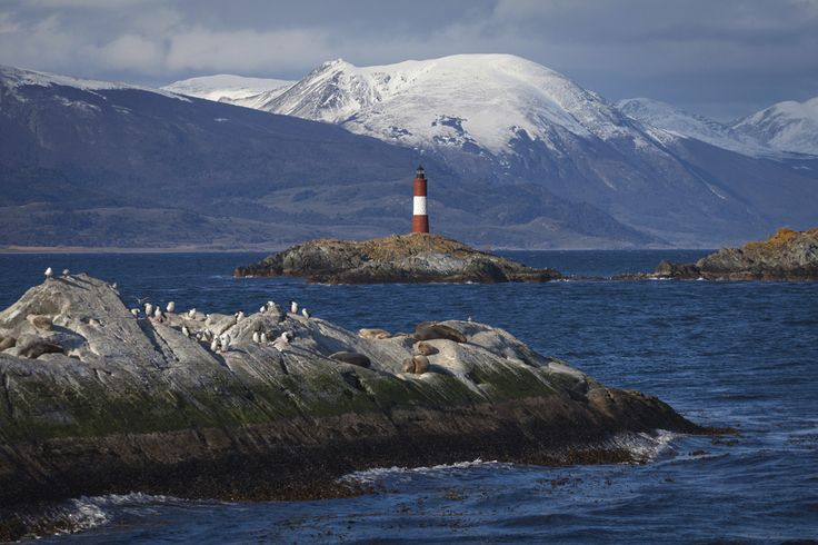 10. Ushuaia, Argentina.   26 Lugares impresionantes en América Latina que deberías visitar