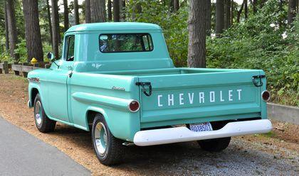 1959 Chevy Apache 3100 Fleetside