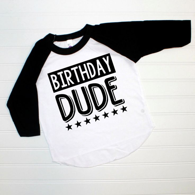Birthday Dude Raglan - Baseball Shirt - First Birthday - Boy's First Birthday - Boy's Birthday - Birthday Shirt - Birthday Outfit - Hipster by CocoCallies on Etsy https://www.etsy.com/listing/482167814/birthday-dude-raglan-baseball-shirt