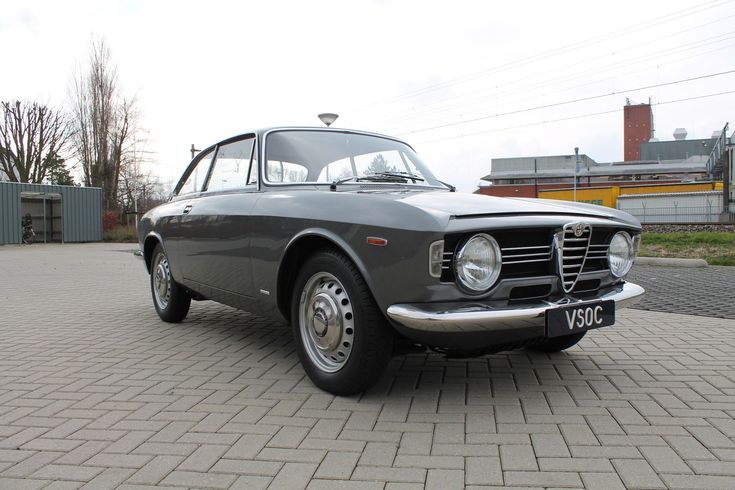 '67 Veloce in grey