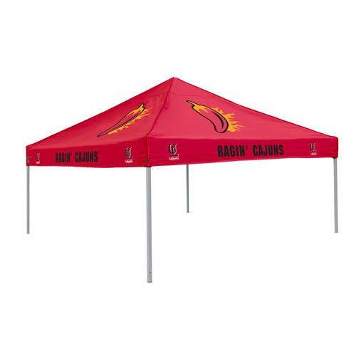 Louisiana Lafayette Ragin Cajuns NCAA Colored 9'x9' Tailgate Tent