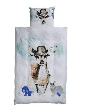 Bedlinen - Bambi boy - baby - tilbud - spar 100,-