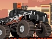 Urban Mayhem is a cool Monster Truck Racing game made by GreatCarGames.