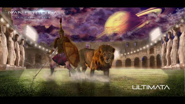Best sports motivational music - Ultimata by Ivan Bertolla