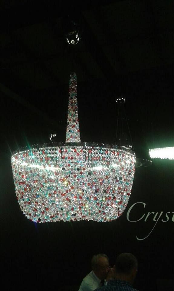 Thanks for the invite. Here is is of ours most popular modern crystal chandelier: PURE COLOR Let us know what you thuink!