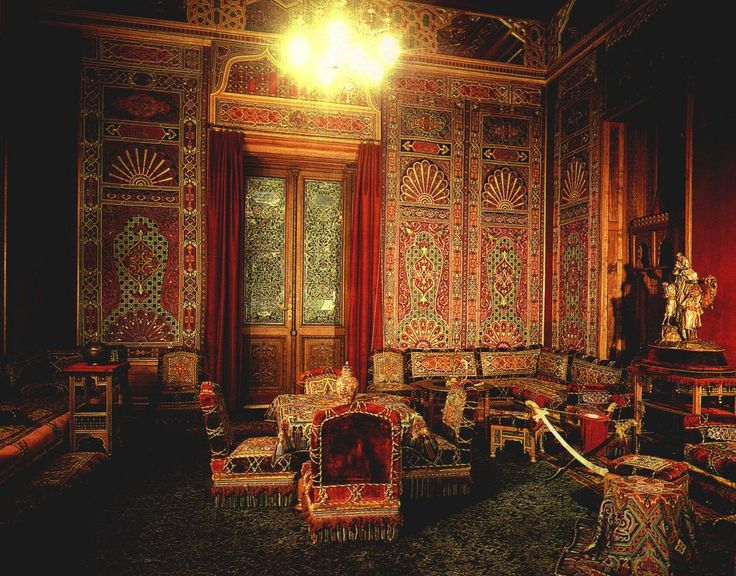 166 Best Images About Victorian Home Interiors Moorish