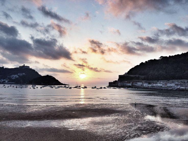 Another beautiful Sunset Bastián