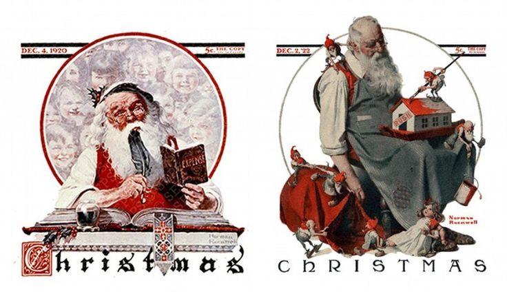 Άγιος Βασίλης έρχεται… Η πιο αγαπημένη φιγούρα μικρών και μεγάλων.