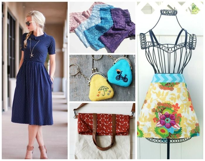 100+ Sewing Projects