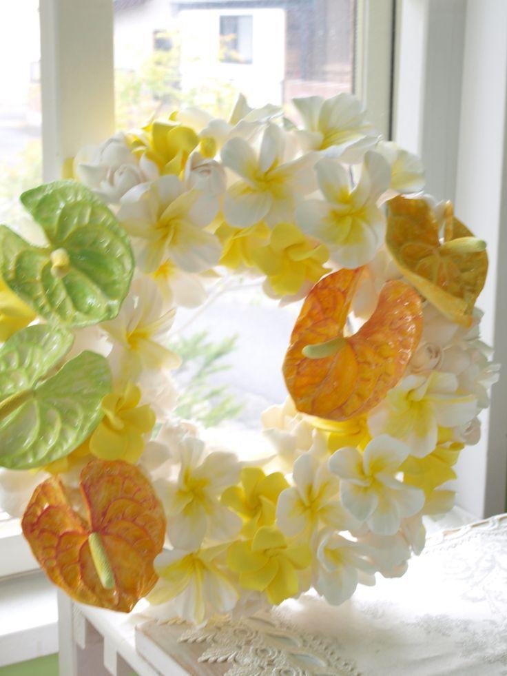 ClayArtDesigner Misa*claydesign.jp*~クレイで笑顔の花を咲かせたい~ ウェディング装飾/結婚式場装飾/ウェディングデコレーション/撮影レンタル&スタイリング/アニバーサリーギフト製作/店舗ウィンドウ装飾/イベント装飾/ウェディングフェア装飾etc.