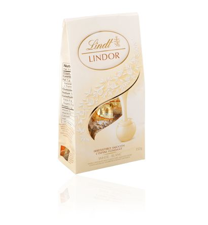 Lindt chocolateeee... delicious! :)