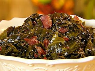 Gina's Seasoned Collard Greens