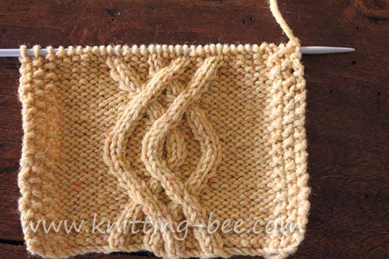 17 Best images about knitting/crochet on Pinterest Lace knitting stitches, ...