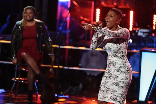 "The Knockout Rounds come to a close on ""The Voice,"" setting Season 5's Top 20. Which artists made it to the live shows?"