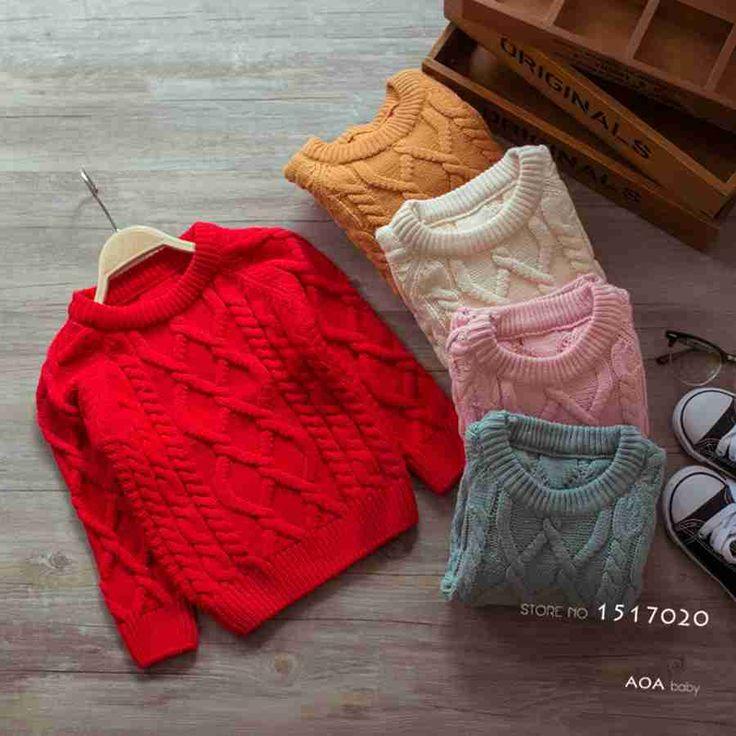 Barato Marca 2016New chegada venda casacos de roupas de bebê meninas malha Cardigans camisola crianças outono inverno bordado camisolas, Compro Qualidade Suéteres diretamente de fornecedores da China: