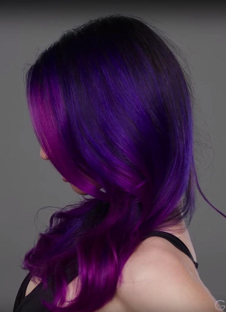 Best Shampoo And Conditioner For Purple Hair Shampoo For Purple Hair Purple Hair Good Shampoo And Conditioner