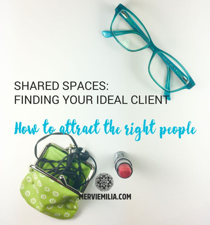 How to find your ideal client. A collection of tips for creating buyer profiles and attracting the right people for your business. Share along!