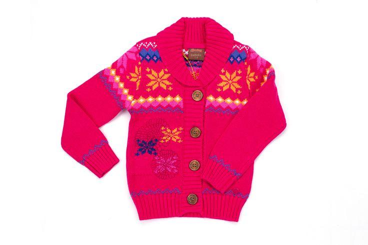 Suéter lana línea Gipsy Travel