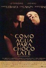 G 8-88/1164 - Como agua para chocolate [Imagen de http://www.filmaffinity.com/es/film347632.html]