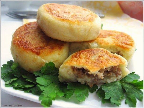 шеф-повар Одноклассники: Картопляники