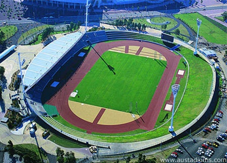 Atheletic Centre, Sydney Olympic Park