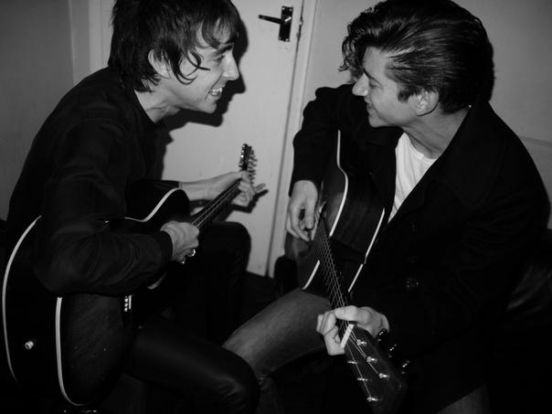 Miles Kane & Alex Turner