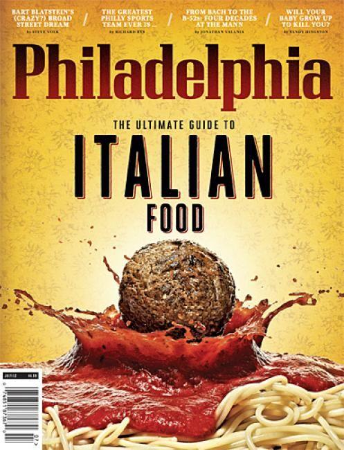 18 best interesting magazine covers images on pinterest magazine philadelphia feat italian food forumfinder Choice Image
