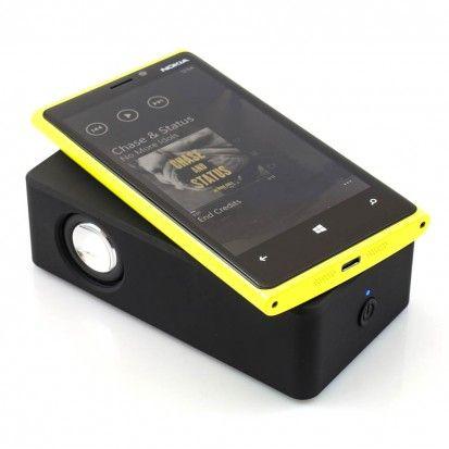 iFrogz Near Field Portable Speaker - DamnCoolGadgets
