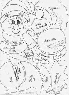 HOLA ATODAS... COPOS DE NIEVE DE LA WEB C/ MOLDES | Foro - Fantasias Miguel