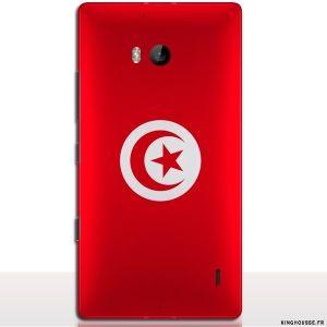 Coque nokia 930 tunisie - Imprimez le drapeau Tunisien - Achat 9,95€. #coque #nokia #lumia #930 #tunisie #drapeau