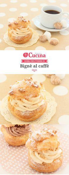 #Bignè al #caffè